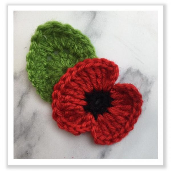 Remembrance Poppies - Red