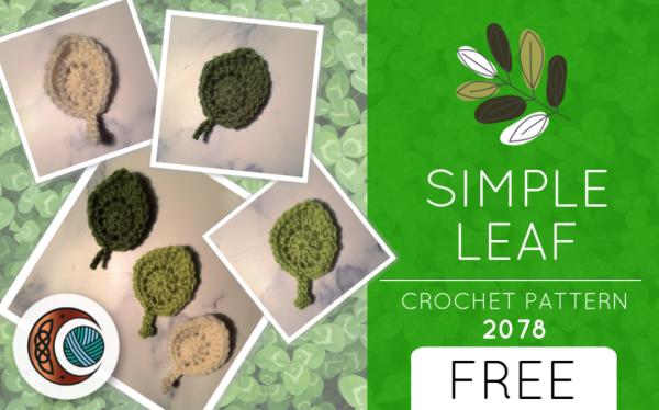 Simple Leaf - 2078