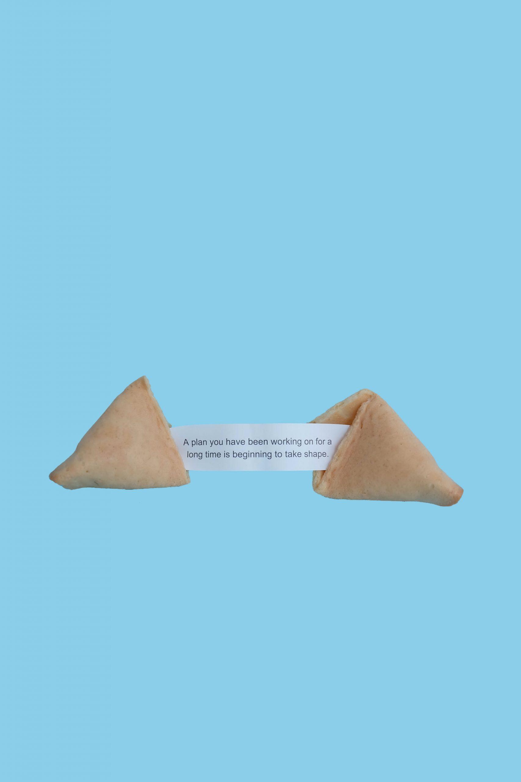 Fortune cookie - work in progress