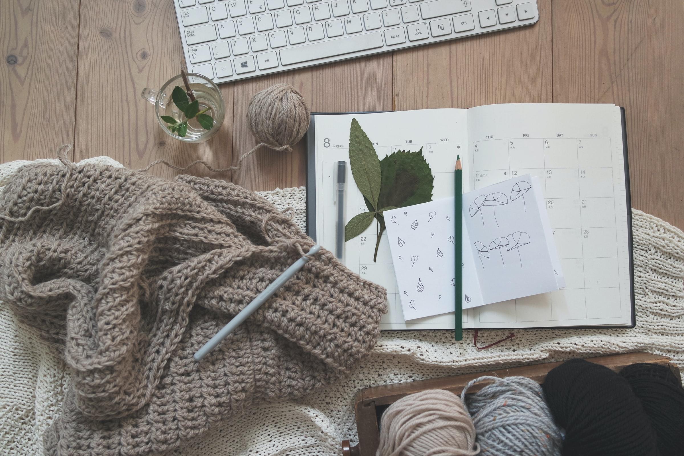 crochet take along