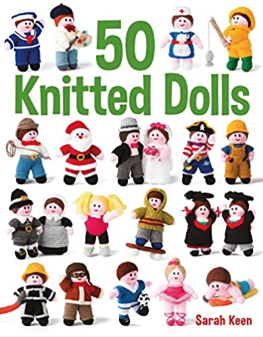 Knitted people